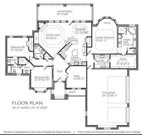 Texas House Plans texas house plans